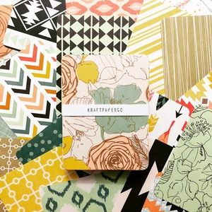50 Assorted Journaling Cards